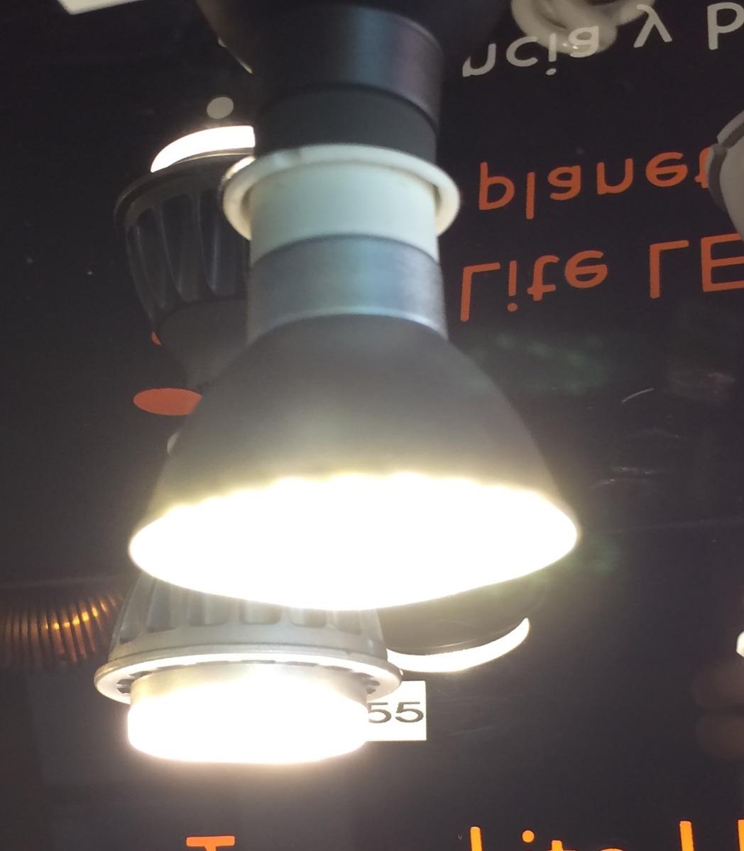 Foco led gu10 empotrable spot dicroico watts 38 - Foco led empotrable ...