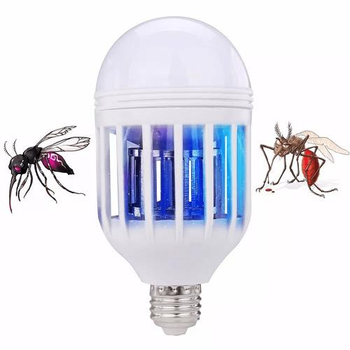 foco led mata mosquitos