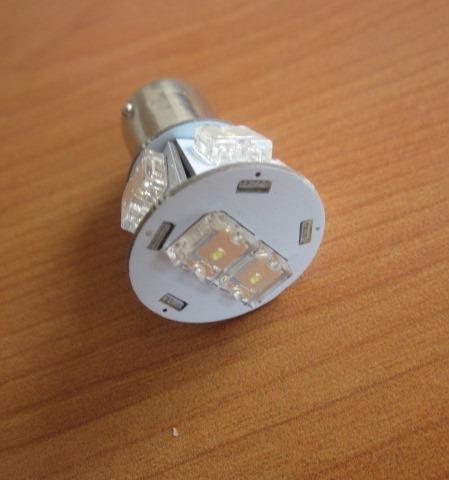 Foco led para calavera o cuartos marca effekten 260 - Focos para habitaciones ...