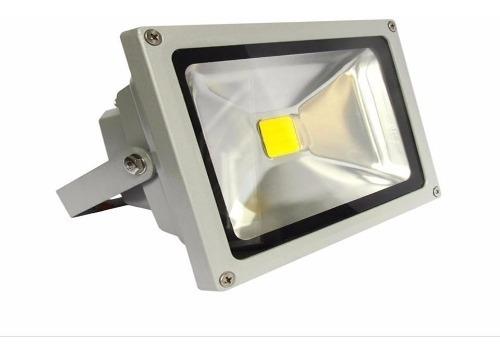 foco led para exterior 30w ahorro energia gocyexpress