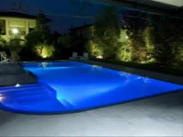 Foco led rgb para piscina alta luminosidad luz 12w u s - Focos de piscina ...