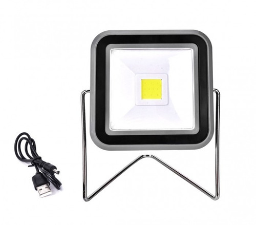 foco led solar 3w recargable outdoor usb nuevo