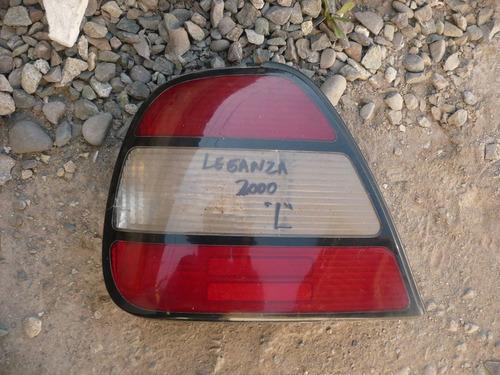 foco leganza 2000 trs izq c/detalles- lea descripción