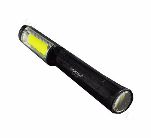 Foco linterna led a pilas con luz roja de emergencia 2 for Focos led a pilas