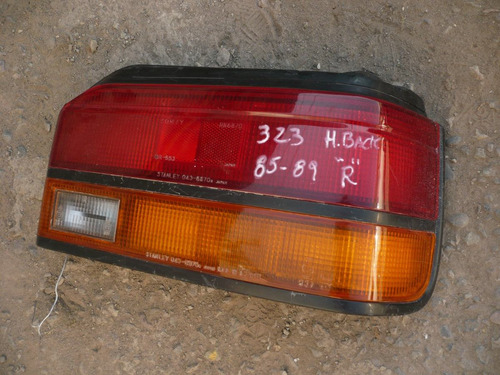 foco mazda 323 hatch 1988 trs der usado- lea descripción