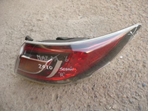 foco mazda 6 2010  sedan trs der c/daños - lea descripción