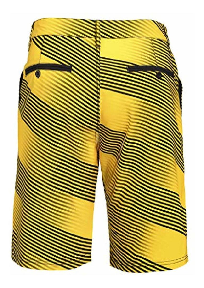 FOCO Mens Diagonal Stripe Walking Short