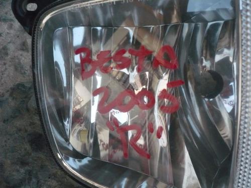 foco neblinero  besta 2005 der  /daños - lea descripción