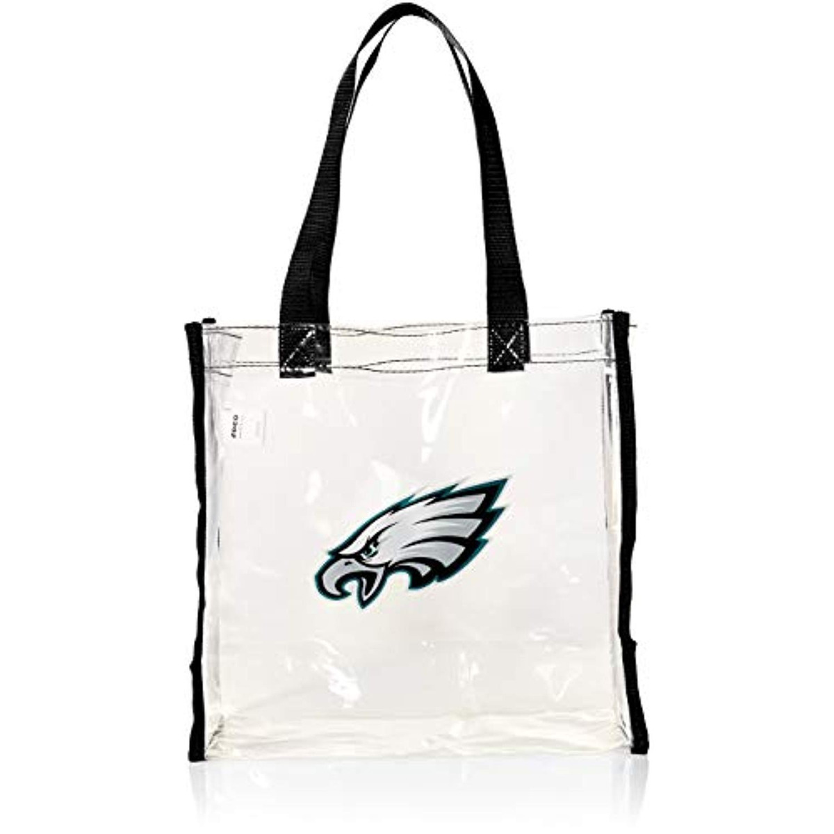 Foco Clear Messenger Bag Team Color One Size