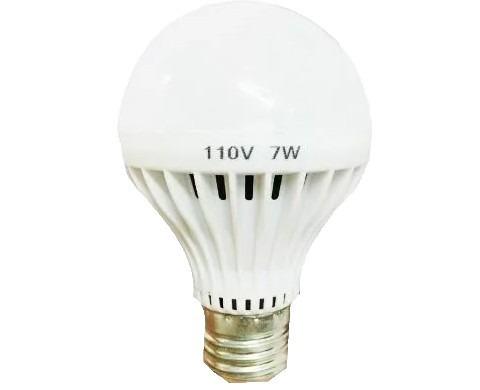 foco okled globo 7w rosca normal luz+natural ahorra +90% hm4