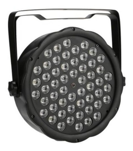 foco par led 54 dmx alto brillo rgb disco fiesta luces