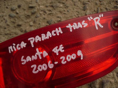 foco parach santa fe 2008 trs der c/detalle- lea descripción