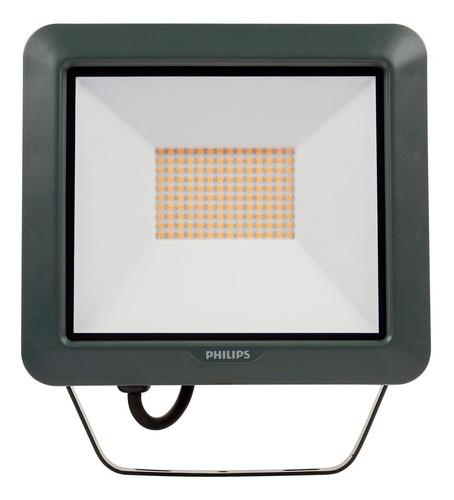 foco proyector area philips 30 watts luz fria bvp090