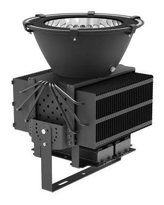 foco proyector led cancha estadio  500 watts