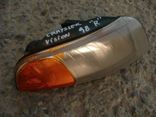 foco punta vision 1998 copiloto c/detalles - lea descripción