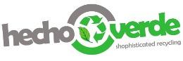 foco reciclado con mensaje personalizado