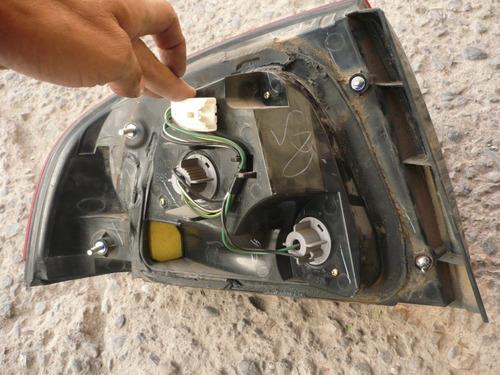 foco sentra b15 2004 trs der dañado - lea descripción