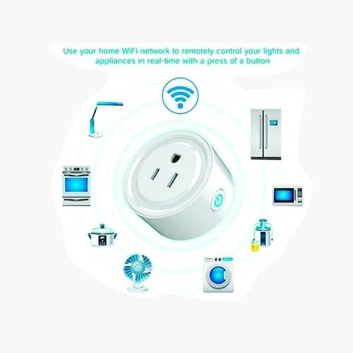 foco smart + tomacorriente + smart ir wifi tuya smart
