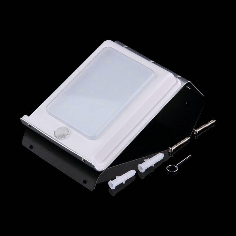 Foco solar 16 led exterior con sensor de movimiento 11 - Foco con sensor de movimiento ...
