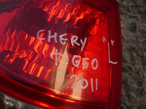 foco tiggo 2011 trs izq c/detalle - lea descripcion