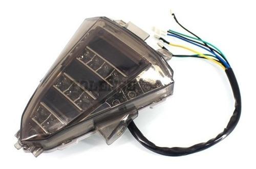 foco trasero con intermitentes integrado yamaha r15