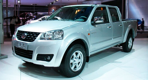 foco trasero wingle great wall 2008-2013