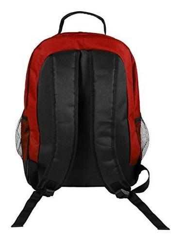 FOCO NCAA Unisex 2016 Stripe Primetime Backpack