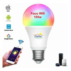 Foco Wifi Led, Alexa, Google Home, Ios / Android, 105 Watts