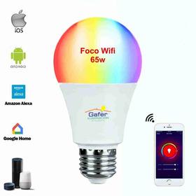 Foco Wifi Led, Google Home, Alexa, Ios / Android