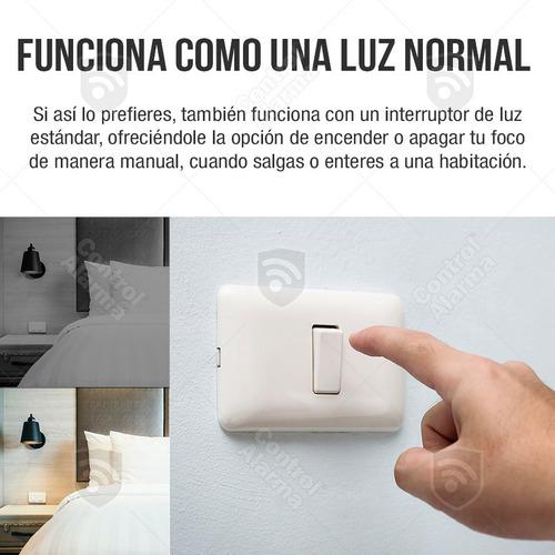 foco wifi led inteligente 16m colores alexa google home 6w