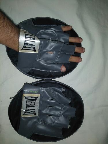 focos guantes boxeo