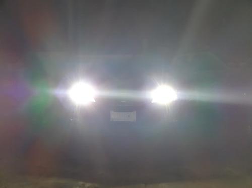 focos hyper led 9007/hb5 alta y baja 7000 lúmenes luz blanca