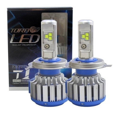 focos led h4 h1 h7 h11 9005 9006 luces  auto  phillips