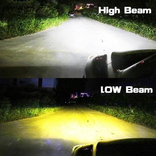 focos led luces h4 - h3 - h11- h7 h1 alto poder todoenled.ec