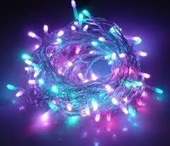 focos navideños 300 led ultrabrillantes para hogar empresas