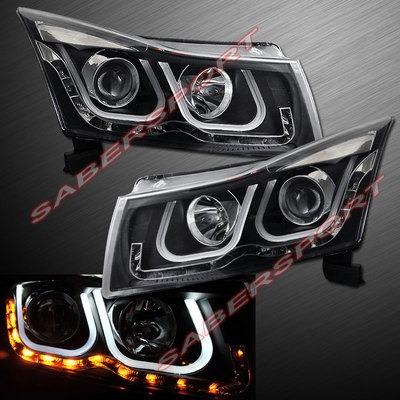 Focos Ojos De Angel Chevrolet Cruze 360000 En Mercado