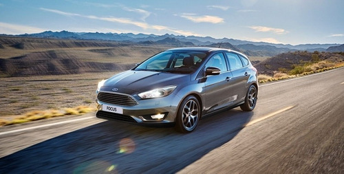 focus 2.0 titanium fastback 16v flex 4p powershif 2017/2018