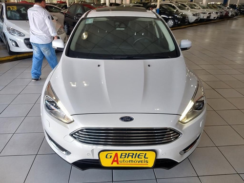 focus 2.0 titanium sedan 16v 2018