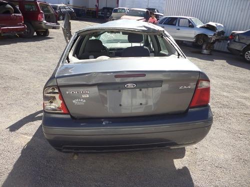 focus 2005 accidentado,automatico motor 2.0  partes