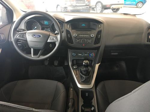 focus 4 puertas sedán 1.6 s manual gris plata #29