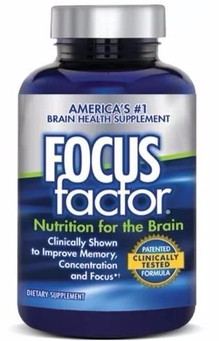 Focus Factor Vitaminas Para El Cerebro - S/ 139,99 en