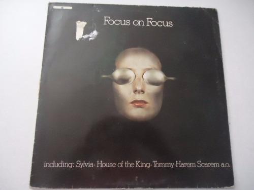 focus / focus on focus vinyl lp acetato
