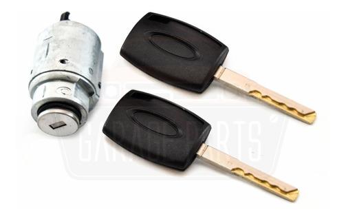focus g2 09 a 13 - cilindro fecho fechadura chave capô motor