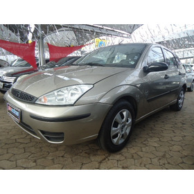 Focus Hatch 1.6 16v 4p Flex Gl 2008