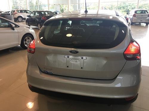 focus nafta 1.6 manual 5 puertas  s gris plata  #29