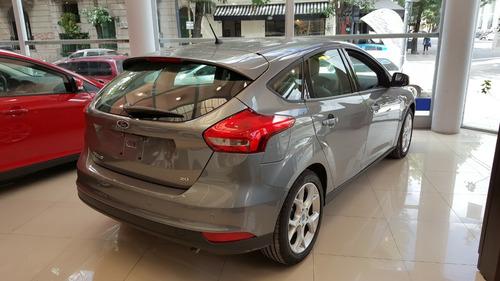 focus nafta 2.0 5 puertas  se plus automatico gris #29