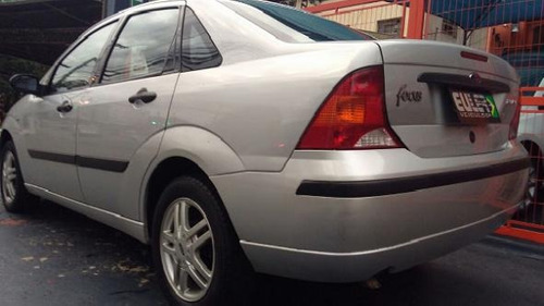 focus sedan 2.0 16v/2.0 16v flex 4p2008 completo/conforto.