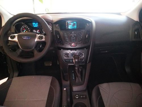 focus sedan 2014 2.0 s flex automatico