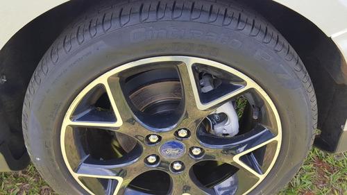 focus titanium flex 30 mil km revisado!