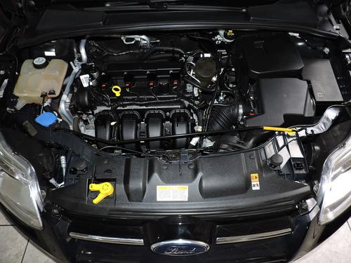 focus titanium plus sedan 16v powershift